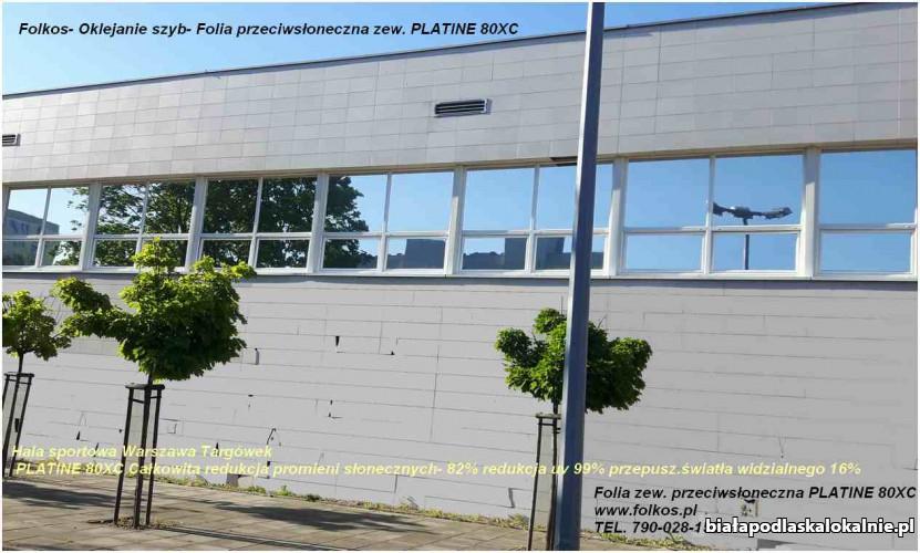 Folie przeciwsłoneczne zewnętrzne Biała Podlaska -Oklejanie szyb, sprzedaż folii okiennych