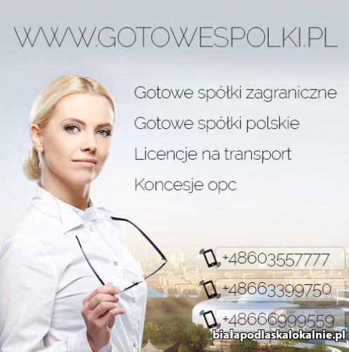GOTOWA SPÓŁKA Z VAT EU Wirtualne Biuro, CZECHACH, NIEMCZECH, SŁOWACKIE, Gotowe Fundacje, ŁOTEWSKIE, BUŁGARSKIE, WĘGIERSKIE, 603557777